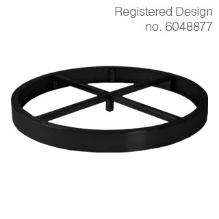 Clockwork Components products: Podstawy dekoracyjne kołowe