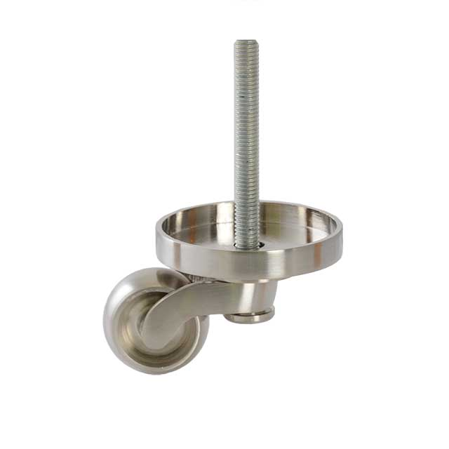 Clockwork Components Shallow Cup Castor Assembly (code: CAS890)