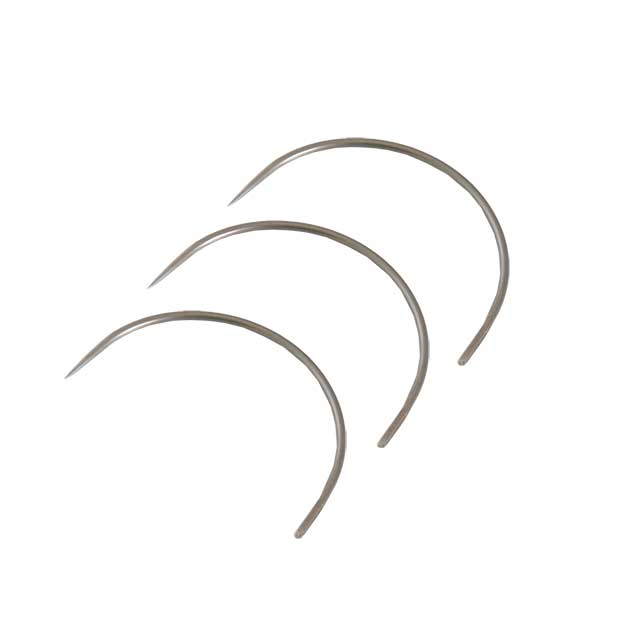 Clockwork Components 501.5 Curved Upholstery Needle (code: TL012-C)