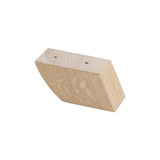 Clockwork Components Wooden Foot (code: WF4364OAK)