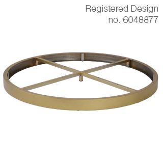 Clockwork Components Decorative Hoop (code: AL6692BBR)