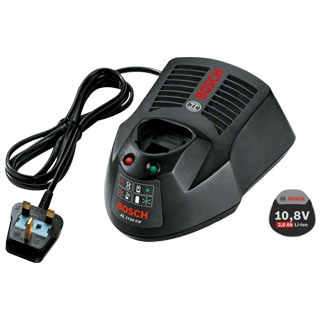 Clockwork Components 10.8V Battery Charger (code: BHCH108V)