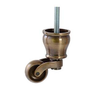 Clockwork Components Vase Castor (code: CAS838)