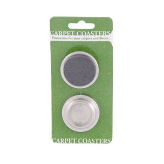 Clockwork Components Castor Coasters (code: CAS876)