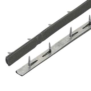 Clockwork Components Foam Backed Metal Tack Strip (code: FBMTS027P)
