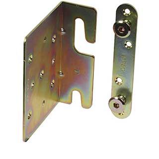 Clockwork Components Łącznik metal. Łóżka prawy (code: FIX072-R)