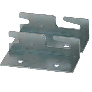 Clockwork Components Left Hand Bed Corner Bracket (code: FIX500-L)