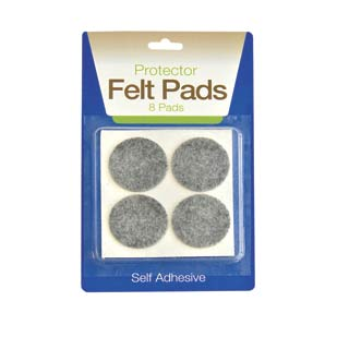 Clockwork Components 38mm Felt Pad Retail Pack (code: FPAD01)