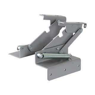 Clockwork Components Stool Lid Hinge with Spring (code: HINGE020)