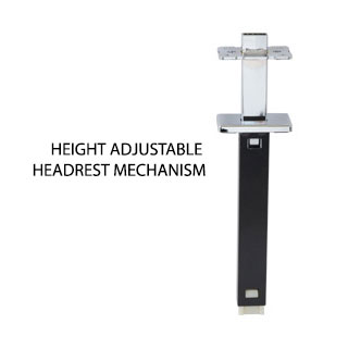 Clockwork Components Headrest Bracket (code: LU-DA15-78)