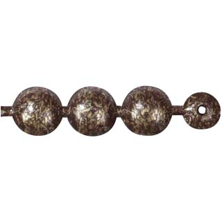 Clockwork Components 9.5mm Brown Nail Head Trim (code: NHT105)