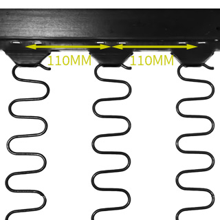Clockwork Components In Frame Clip Strip (code: OKE4870-110)