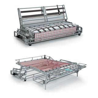 Som Toile Sofa Bed Mechanism Homedesignviewco