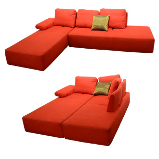 Clockwork Components Sofa Bed Mechanism (code: Wave Sofa Bed)