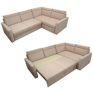 Clockwork Components Sofa Bed (code: Puma Sofa Bed)