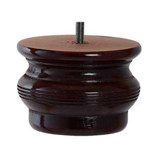 Clockwork Components Noga drewniana (code: WF2297M)