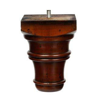 Clockwork Components Noga drewniana (code: WF3076ATQBR)