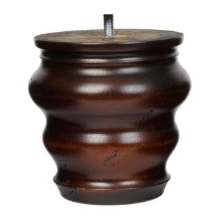 Clockwork Components Noga drewniana (code: WF3654ATQBR)