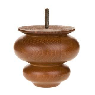 Clockwork Components Noga drewniana (code: WF4257ATQBR)