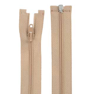"Clockwork Components No.3 - 15"" Open End Cut Length Zip (code: ZIP315BGOE)"