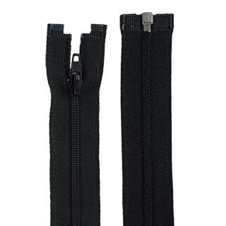 "Clockwork Components No.3 - 24"" Open End Cut Length Zip (code: ZIP324BLOE)"