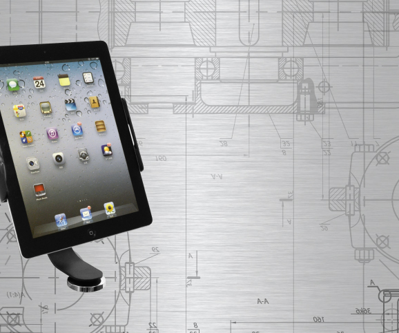 I-Pad Tablet Mount